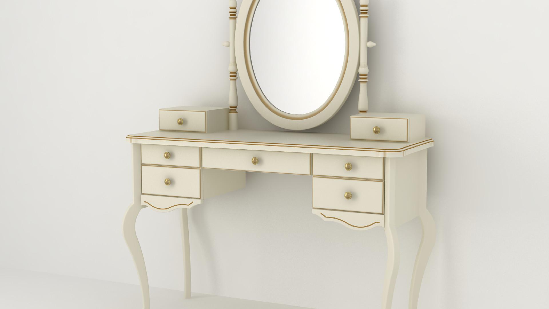 Амели макияжный столик