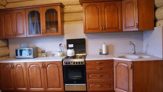 Кухня Утро-3 бук (М-10)