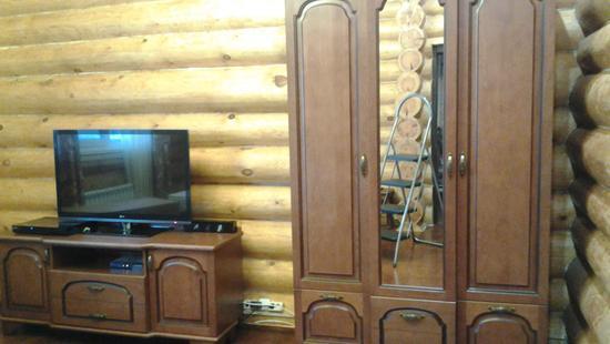 Спальня Лира шкаф бук (S-10, патина)