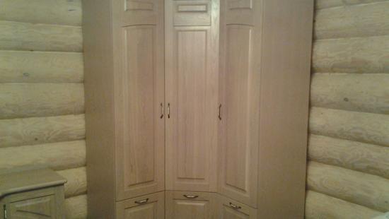 Спальня Селена шкаф дуб (светло-бежевый)