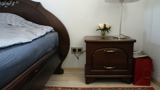 Спальня Лира сосна (коричневый)