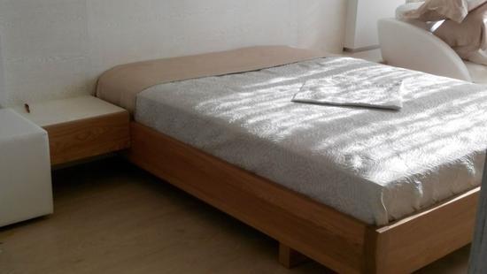 Спальня Диана дуб (молочный и М-10)
