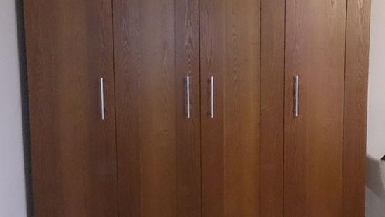 Спальня Карина шкаф дуб (М-10)