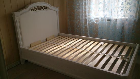 Спальня Элегия дуб (молочный)