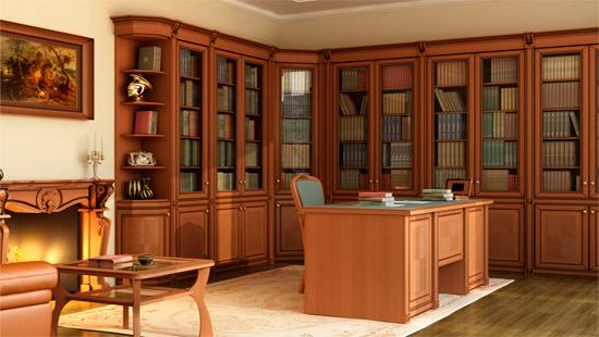Фото кабинетов и библиотек